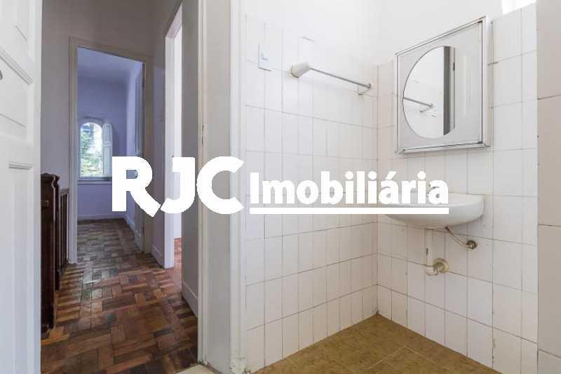 17 - Casa 3 quartos à venda Tijuca, Rio de Janeiro - R$ 790.000 - MBCA30183 - 21