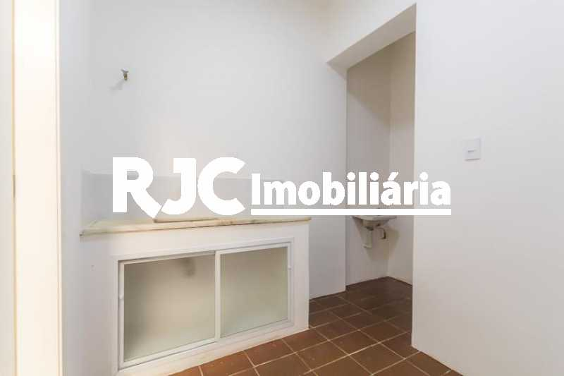 19 - Casa 3 quartos à venda Tijuca, Rio de Janeiro - R$ 790.000 - MBCA30183 - 23