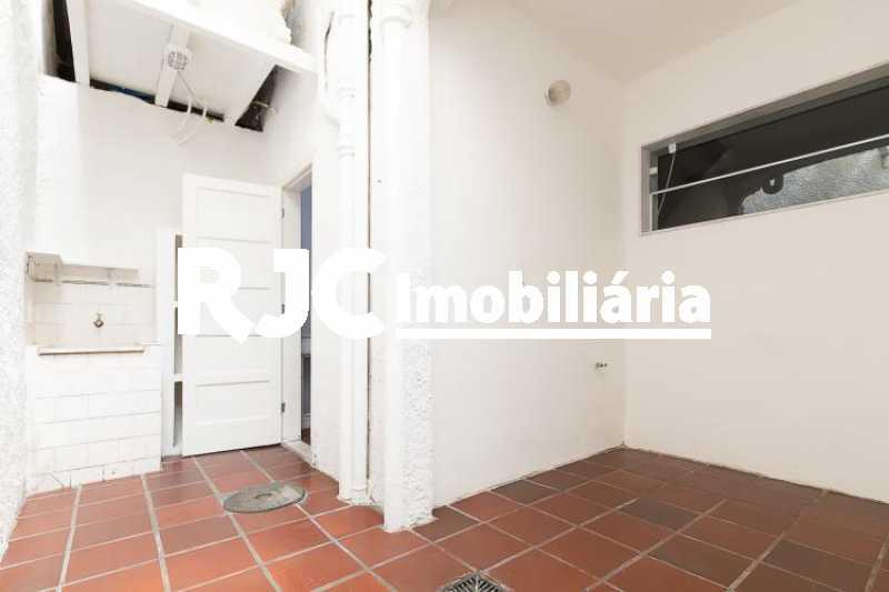 22 - Casa 3 quartos à venda Tijuca, Rio de Janeiro - R$ 790.000 - MBCA30183 - 26