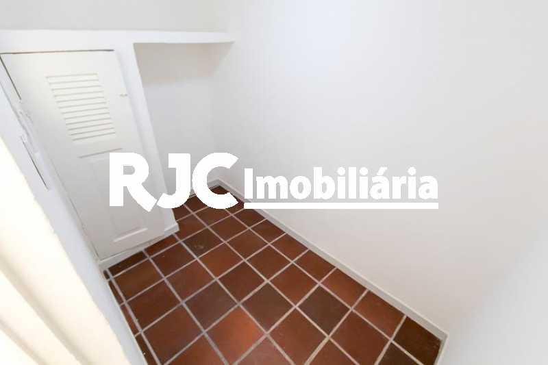 23 - Casa 3 quartos à venda Tijuca, Rio de Janeiro - R$ 790.000 - MBCA30183 - 27