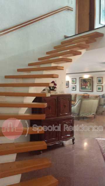 20160527_161721 1 - Casa em Condomínio 5 quartos à venda Barra da Tijuca, Rio de Janeiro - R$ 4.990.000 - 600083 - 12