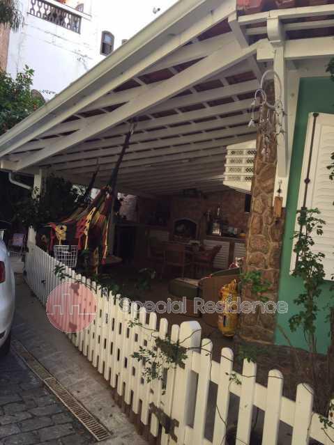 Capa. - Casa em Condomínio 4 quartos à venda Barra da Tijuca, Rio de Janeiro - R$ 1.890.000 - 600086 - 1