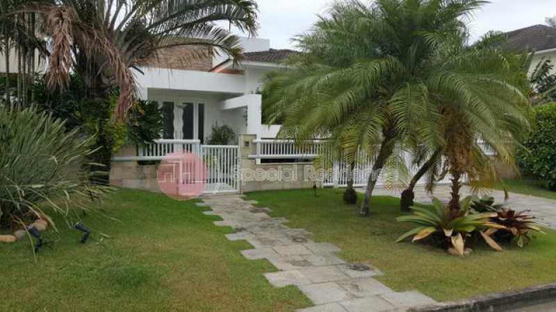 217630035497970 - Casa em Condominio Barra da Tijuca,Rio de Janeiro,RJ À Venda,4 Quartos,600m² - 600091 - 1