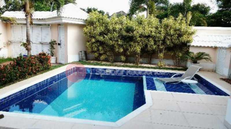 011610039819593 - Casa em Condomínio 6 quartos à venda Barra da Tijuca, Rio de Janeiro - R$ 3.150.000 - 600092 - 3