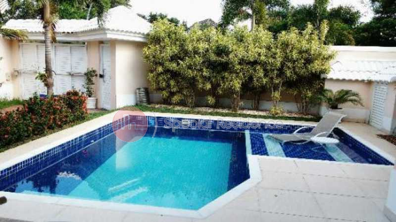 011610039819593 1 - Casa em Condomínio 6 quartos à venda Barra da Tijuca, Rio de Janeiro - R$ 3.150.000 - 600092 - 4