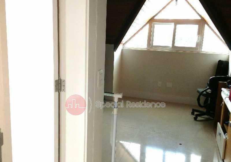 012610036716819 - Casa em Condomínio 6 quartos à venda Barra da Tijuca, Rio de Janeiro - R$ 3.150.000 - 600092 - 5