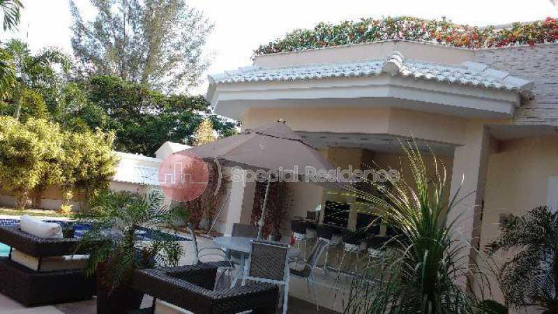 013610039070786 - Casa em Condomínio 6 quartos à venda Barra da Tijuca, Rio de Janeiro - R$ 3.150.000 - 600092 - 6