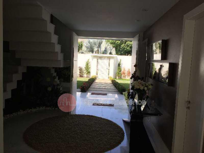 510630005839522 - Casa em Condomínio 5 quartos à venda Barra da Tijuca, Rio de Janeiro - R$ 7.000.000 - 600093 - 10