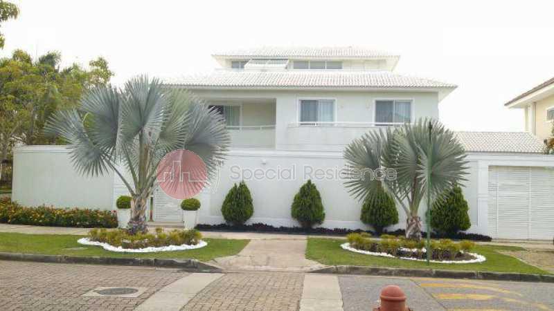 516630006724654 1 - Casa em Condomínio 5 quartos à venda Barra da Tijuca, Rio de Janeiro - R$ 7.000.000 - 600093 - 1