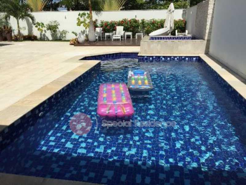 519630000715962 - Casa em Condomínio 5 quartos à venda Barra da Tijuca, Rio de Janeiro - R$ 7.000.000 - 600093 - 20