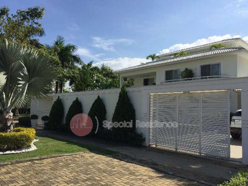 519630005292107 - Casa em Condomínio 5 quartos à venda Barra da Tijuca, Rio de Janeiro - R$ 7.000.000 - 600093 - 21