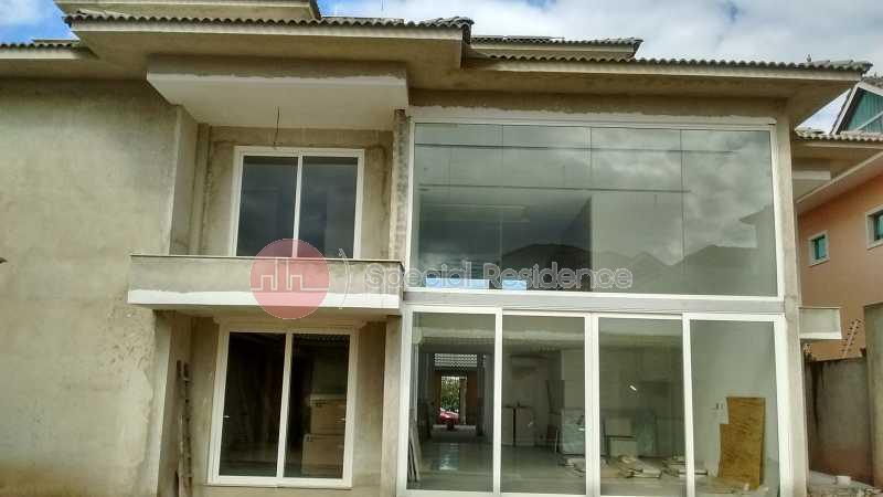 IMG_20160718_122241819_HDR - Casa em Condominio À VENDA, Barra da Tijuca, Rio de Janeiro, RJ - 600097 - 1