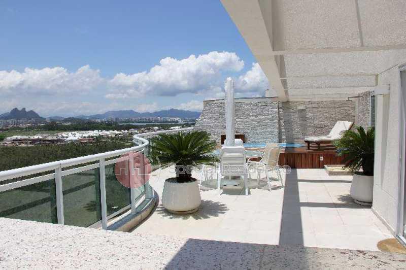 898629028831923 - Cobertura 4 quartos à venda Barra da Tijuca, Rio de Janeiro - R$ 1.679.000 - 500156 - 6