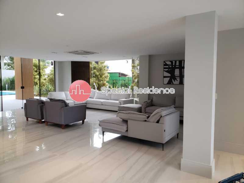 54ebf5b7-5fd5-49c2-bddc-ea3165 - Casa em Condomínio 6 quartos à venda Barra da Tijuca, Rio de Janeiro - R$ 9.900.000 - 600116 - 4