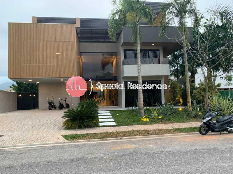 IMG-20200629-WA0051 - Casa em Condomínio 6 quartos à venda Barra da Tijuca, Rio de Janeiro - R$ 9.900.000 - 600116 - 1