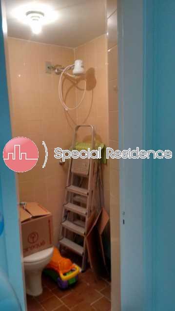 2015.10.03 Banheiro de serviç - Apartamento À VENDA, Barra da Tijuca, Rio de Janeiro, RJ - 300266 - 6