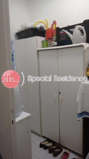 2015.10.03 Quarto de serviço - Apartamento 3 quartos à venda Barra da Tijuca, Rio de Janeiro - R$ 1.220.000 - 300266 - 13