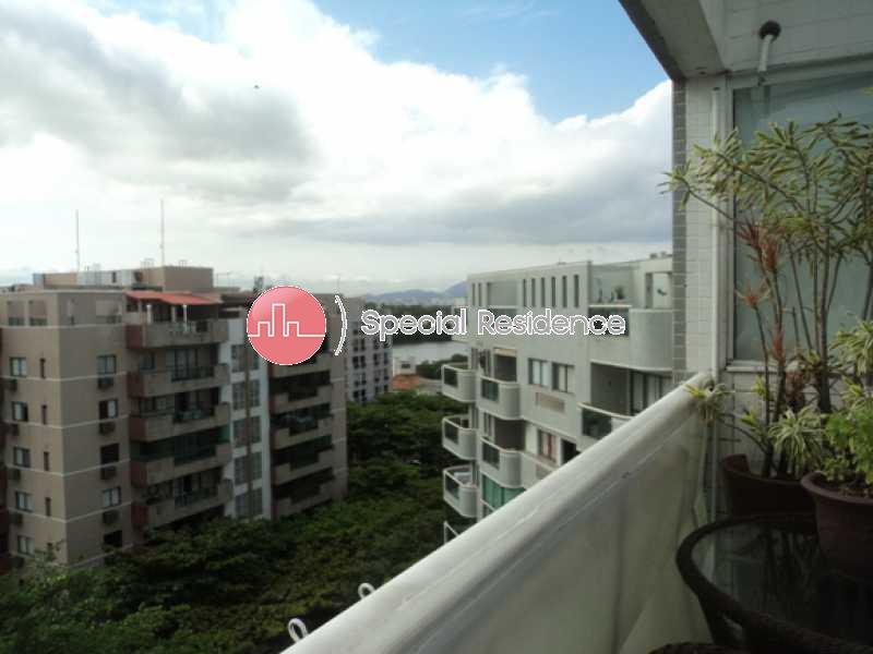 DSC06215 - Cobertura 3 quartos à venda Barra da Tijuca, Rio de Janeiro - R$ 1.499.000 - 500168 - 3