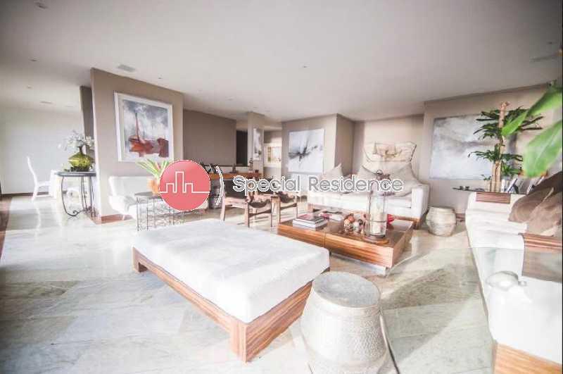 0edf8ea6-6cdb-4eeb-b6fd-43ae0c - Casa em Condomínio 8 quartos à venda Joá, Rio de Janeiro - R$ 6.990.000 - 600135 - 8