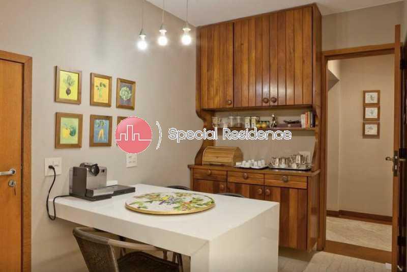 666fe016-ff97-4794-bfc0-7f7dba - Casa em Condomínio 8 quartos à venda Joá, Rio de Janeiro - R$ 6.990.000 - 600135 - 14