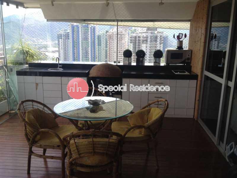 05. - Apartamento À VENDA, Barra da Tijuca, Rio de Janeiro, RJ - 300060 - 6