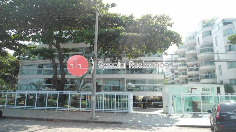 DSC03264 - Apartamento 2 quartos para alugar Barra da Tijuca, Rio de Janeiro - R$ 4.700 - LOC200207 - 3