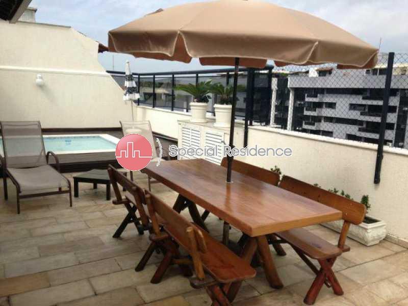 458720020350404 - Cobertura 3 quartos à venda Barra da Tijuca, Rio de Janeiro - R$ 1.369.000 - 500202 - 9