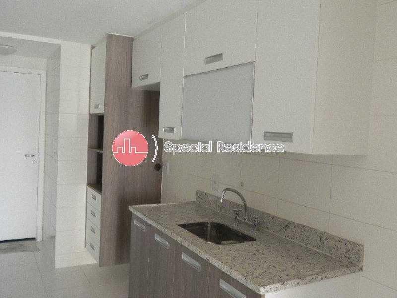 1Cozinha1 - Apartamento À VENDA, Barra da Tijuca, Rio de Janeiro, RJ - 300364 - 8