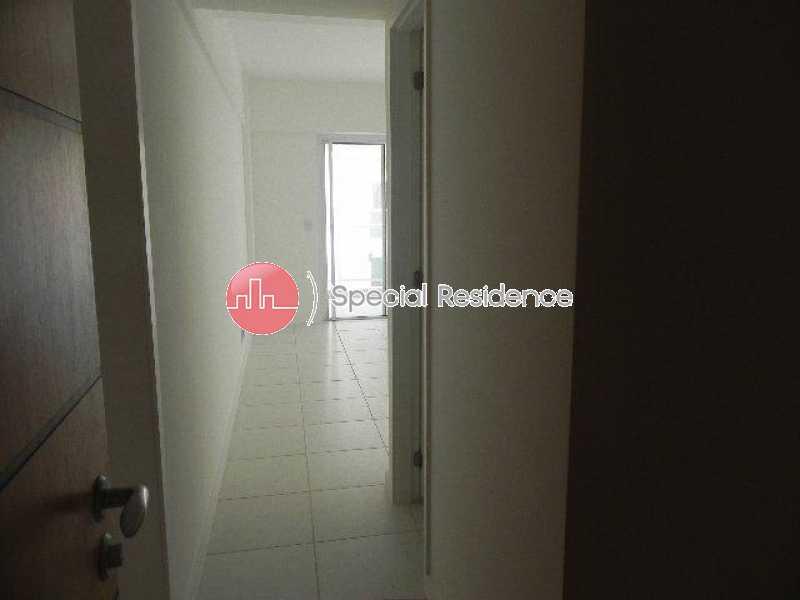 1Hall entrada2 - Apartamento À VENDA, Barra da Tijuca, Rio de Janeiro, RJ - 300364 - 4