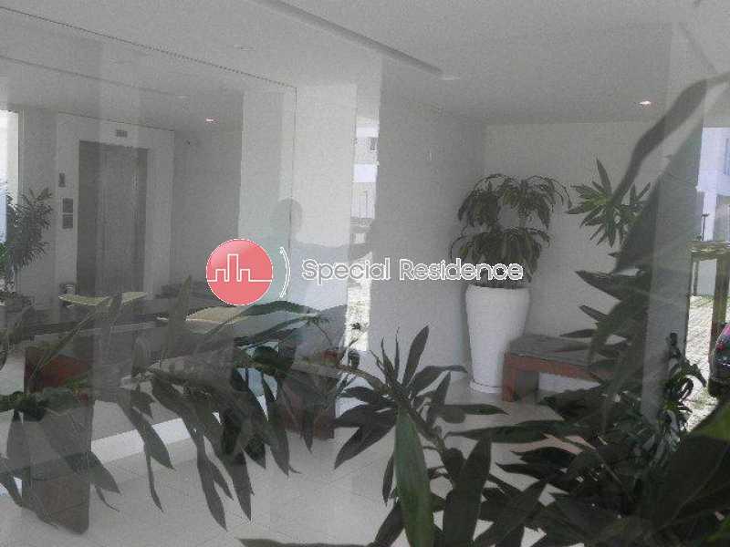 2Entrada edifício3 - Apartamento À VENDA, Barra da Tijuca, Rio de Janeiro, RJ - 300364 - 15