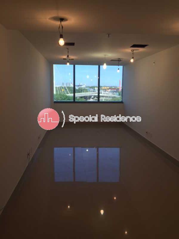 IMG_0435 1 - Sala Comercial 30m² para alugar Barra da Tijuca, Rio de Janeiro - R$ 4.500 - LOC700014 - 3