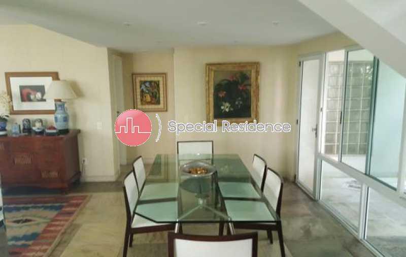 FOTO 10 - Casa em Condomínio 4 quartos para alugar Barra da Tijuca, Rio de Janeiro - R$ 30.000 - LOC600015 - 4