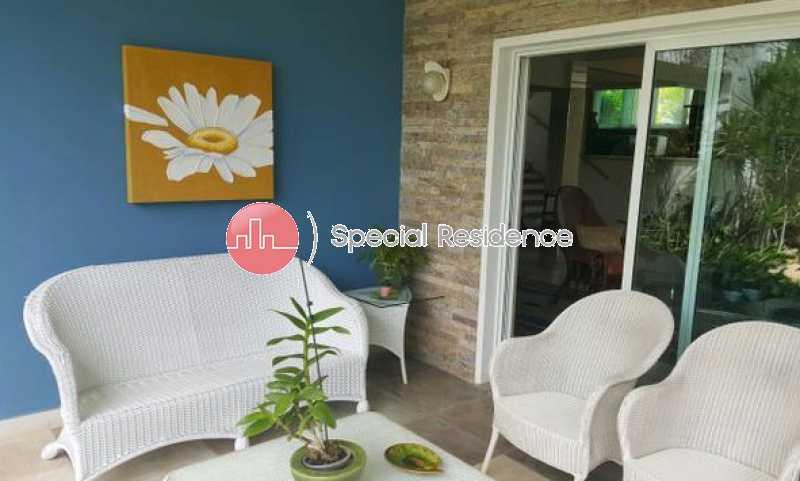 FOTO 14 - Casa em Condomínio 4 quartos para alugar Barra da Tijuca, Rio de Janeiro - R$ 30.000 - LOC600015 - 3