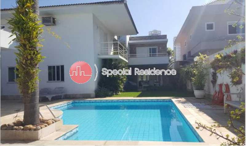 FOTO 18 - Casa em Condomínio 4 quartos para alugar Barra da Tijuca, Rio de Janeiro - R$ 30.000 - LOC600015 - 20