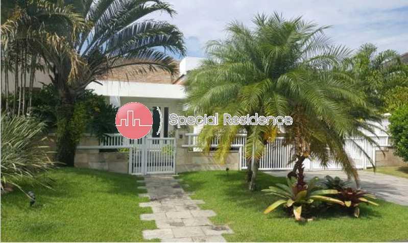 FOTO02 - Casa em Condomínio 4 quartos para alugar Barra da Tijuca, Rio de Janeiro - R$ 30.000 - LOC600015 - 1