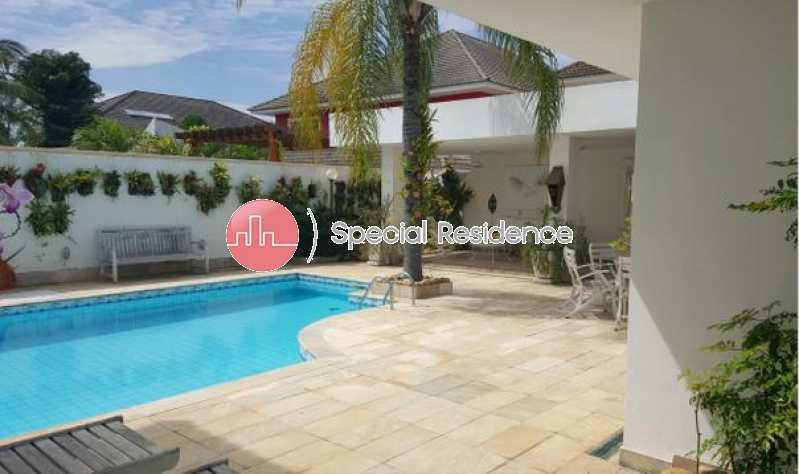 FOTO08 - Casa em Condomínio 4 quartos para alugar Barra da Tijuca, Rio de Janeiro - R$ 30.000 - LOC600015 - 18