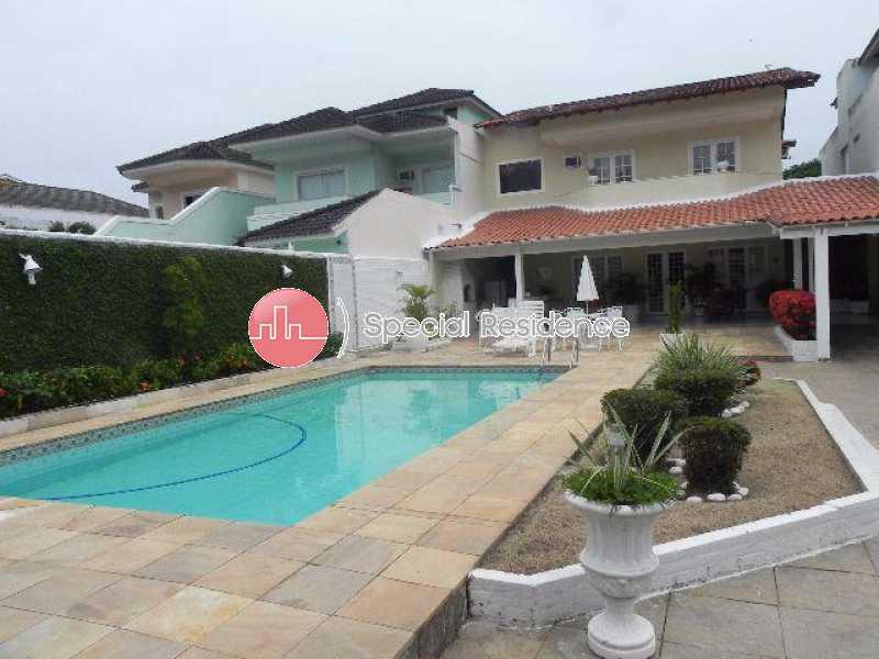 411702098670250 - Casa em Condomínio 5 quartos à venda Barra da Tijuca, Rio de Janeiro - R$ 2.350.000 - 600171 - 19