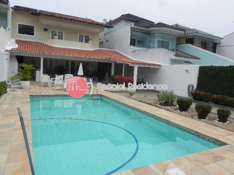 412702096314015 - Casa em Condomínio 5 quartos à venda Barra da Tijuca, Rio de Janeiro - R$ 2.350.000 - 600171 - 18