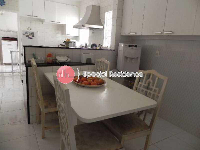 413702094350634 - Casa em Condomínio 5 quartos à venda Barra da Tijuca, Rio de Janeiro - R$ 2.350.000 - 600171 - 9