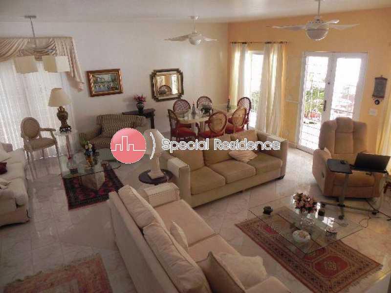 413702097533738 - Casa em Condomínio 5 quartos à venda Barra da Tijuca, Rio de Janeiro - R$ 2.350.000 - 600171 - 1