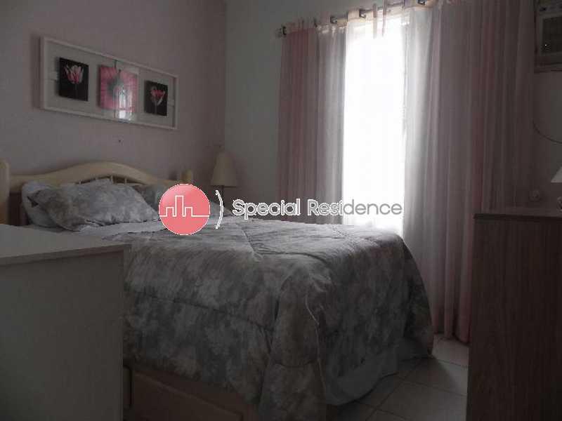 418702091752704 - Casa em Condomínio 5 quartos à venda Barra da Tijuca, Rio de Janeiro - R$ 2.350.000 - 600171 - 11