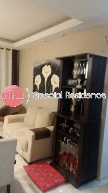 254725111377481 - Apartamento 2 quartos à venda Barra da Tijuca, Rio de Janeiro - R$ 420.000 - 200956 - 4