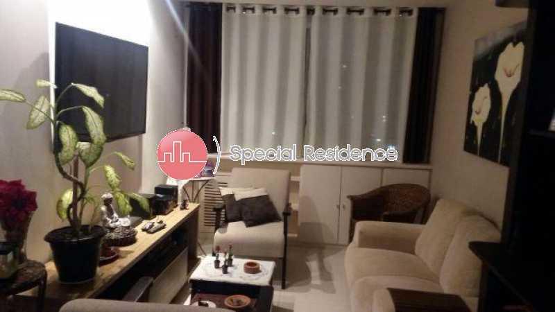 254725115538092 - Apartamento 2 quartos à venda Barra da Tijuca, Rio de Janeiro - R$ 420.000 - 200956 - 1