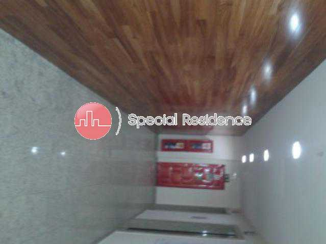 Hall de elevador. - Sala Comercial PARA ALUGAR, Centro, Rio de Janeiro, RJ - LOC700018 - 6