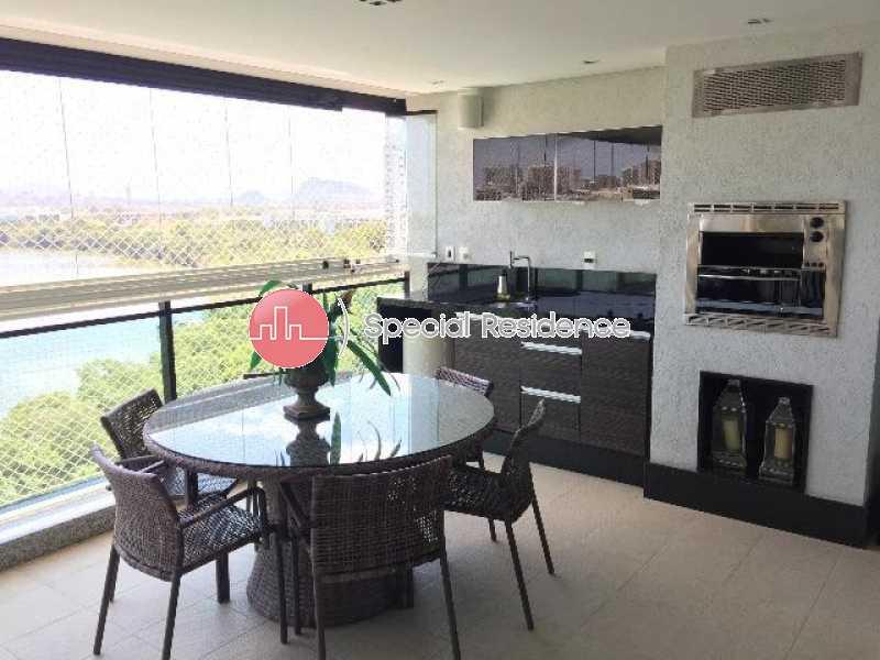 IMG_4130 - Apartamento 4 quartos à venda Barra da Tijuca, Rio de Janeiro - R$ 2.800.000 - 400209 - 1