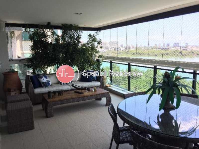 IMG_4131 - Apartamento 4 quartos à venda Barra da Tijuca, Rio de Janeiro - R$ 2.800.000 - 400209 - 3