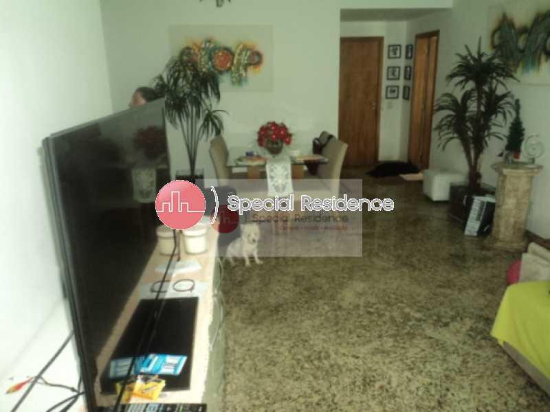 9 - Apartamento PARA ALUGAR, Barra da Tijuca, Rio de Janeiro, RJ - LOC400041 - 1