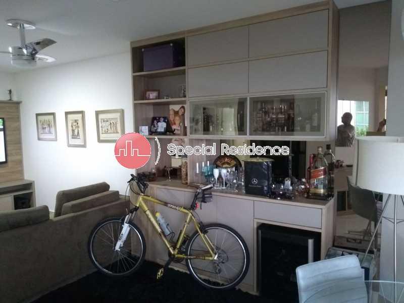 1b3956b2-c1ab-4309-ac72-94e193 - Apartamento 1 quarto à venda Barra da Tijuca, Rio de Janeiro - R$ 1.199.000 - 100354 - 6