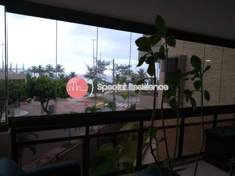 2bf30644-9f15-48fa-a811-479b60 - Apartamento 1 quarto à venda Barra da Tijuca, Rio de Janeiro - R$ 1.199.000 - 100354 - 1