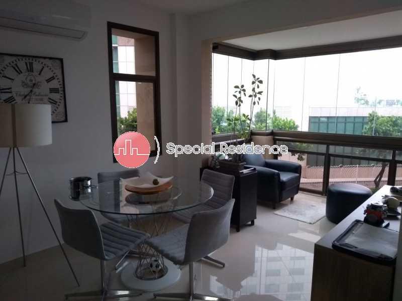 26d32368-3b5e-4af6-97d5-25aa1b - Apartamento 1 quarto à venda Barra da Tijuca, Rio de Janeiro - R$ 1.199.000 - 100354 - 3
